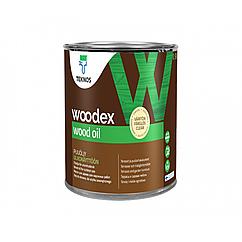 Олія для дерева Teknos Woodex Wood Oil 0.9л
