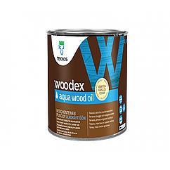 Олія для дерева Teknos Woodex Aqua Wood Oil 0.9 л
