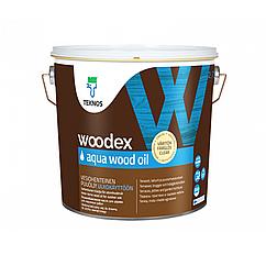 Олія для дерева Teknos Woodex Aqua Wood Oil 2.7 л