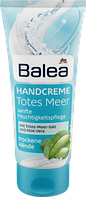 Крем для рук и ногтей с солью мертвого моря Handcreme Totes Meersalz mit Aloe Vera 100мл