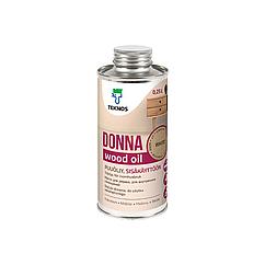 Масло для меблів Teknos Donna 0.5л Білий