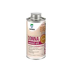 Масло для меблів Teknos Donna 0.25л Прозорий