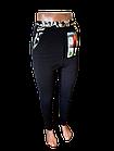 Жіночі штани жіночі на хутрі розмір 52-56. Від 3шт по 98грн, фото 3