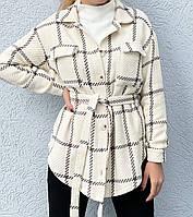 """Рубашка Норма+Батал """"Твид""""  Dress Code, фото 1"""