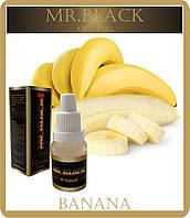 Жидкость для электронных сигарет Mr.Black Банан 18 мг/мл (High) - 15 мл, фото 1