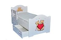 """Кровать детская """"Мишки"""""""