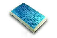 Ортопедическая подушка Аквагель Классик с охлаждающим эффектом, 60х38 см. (Классик)