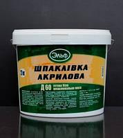 МВА Д60 Шпаклевка 17 кг