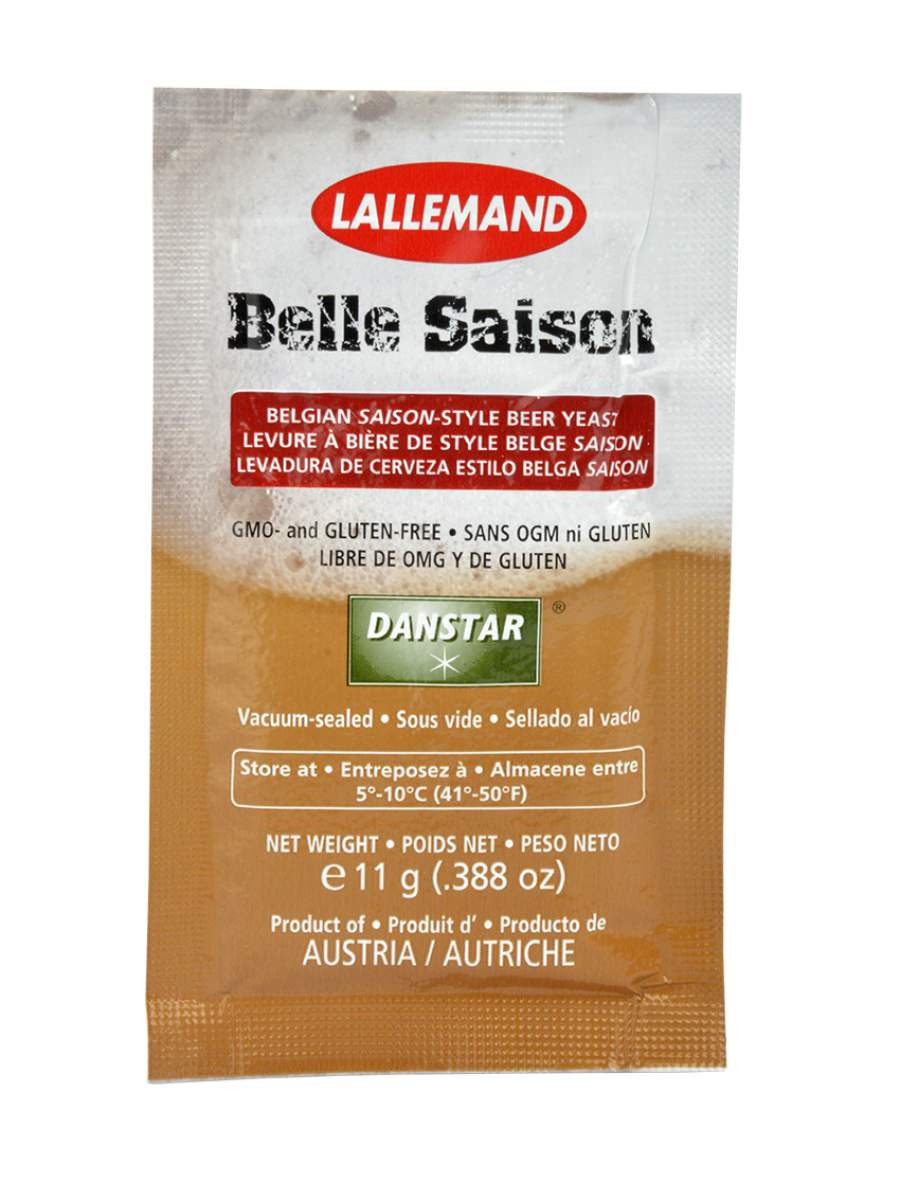 Дрожжи пивные элевые Danstar Belle Saison