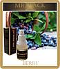 Жидкость для электронных сигарет Mr.Black Лесная ягода 18 мг/мл (High) - 15 мл