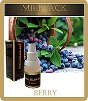 Жидкость для электронных сигарет Mr.Black Лесная ягода 18 мг/мл (High) - 15 мл, фото 1