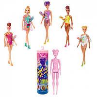 """Лялька """"Кольорове перевтілення"""" Barbie"""
