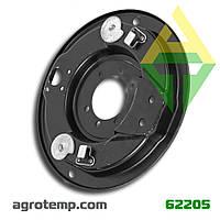 Щит переднего тормоза ГАЗ-3307 4301-3501012
