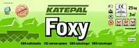 Бітумна черепиця Katepal тип Foxy (Фоксі)