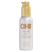 Разглаживающее средство для волос CHI Keratin K-Trix 5 Smoothing Treatmen 115 мл