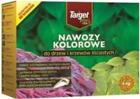 Удобрение TARGET plus, гранулированное для лиственных деревьев и кустов (фасовка 4 кг)