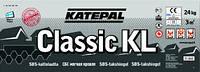 Бітумна черепиця Katepal тип Classic KL (Классік КЛ)
