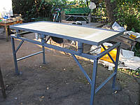 Вибростолы для производства бетонных изделий