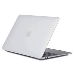 Чохол HardShell Case for MacBook Pro retina 15.4 Matte White білий Матовий