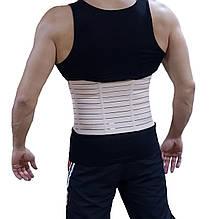 Чоловічий корсет, чоловічий бандаж, корсет для спортзалу, корсет для чоловіків, пояс стягуючий (5101)
