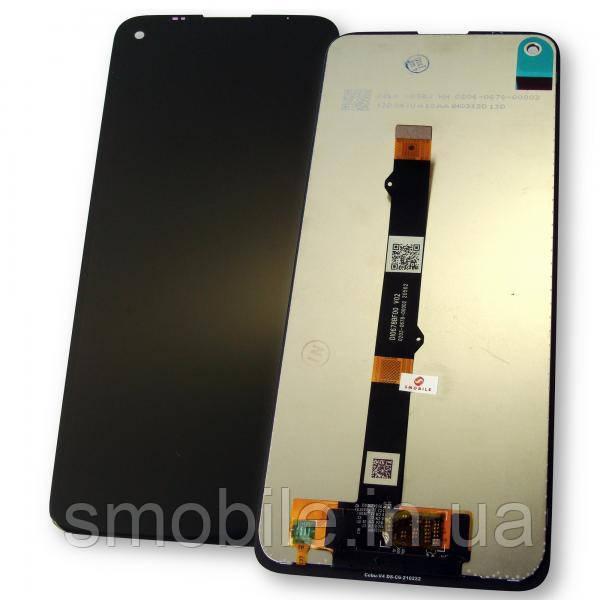 Дисплей Motorola Moto G9 Power XT2091 з сенсором, чорний (оригінал Китай)