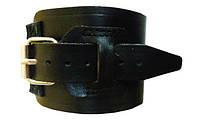 Фиксатор кистевой кожаный (напульсник), размер  S