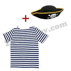 Набір Пірата дитячий тільник шапка