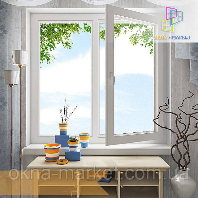 Цены на двухстворчатое окно 1200*1400