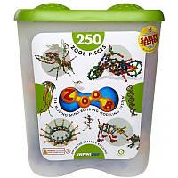 Конструктор Zoob 250 деталей 11250