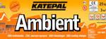 Бітумна черепиця Katepal тип Ambient (Амбієнте)