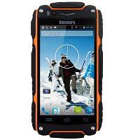 "Смартфон Discovery V8 2sim, 3G, экран 4"", 5Мп, 2 ядра, GPS, Wi-Fi, батарея 2800 мА·ч, Android 4.2.2"