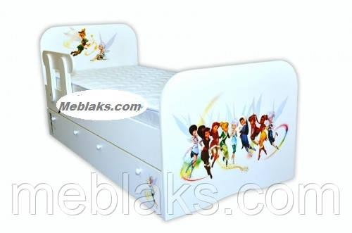 """Кровать детская """"Феи"""" Mebelkon, фото 2"""