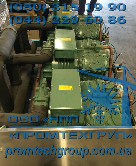 Холодильная установка Б/У Bitzer 3х 4JE-15Y (190,5 m3/h)