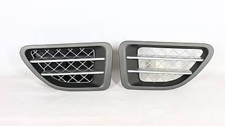 Жабры (серые под оригинал) Range Rover Sport 2005-2009