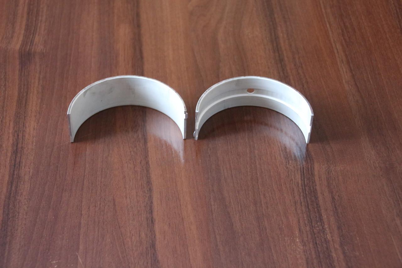Вкладыши ЯМЗ коренные Р6 (Димитровоград, комплект на одну шейку), заводской № 238-1000102 (236-1000102)