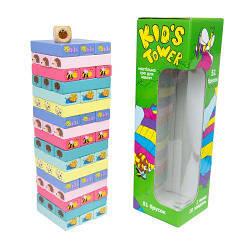 """Игра дженга для детей """"Kid's Tower"""""""