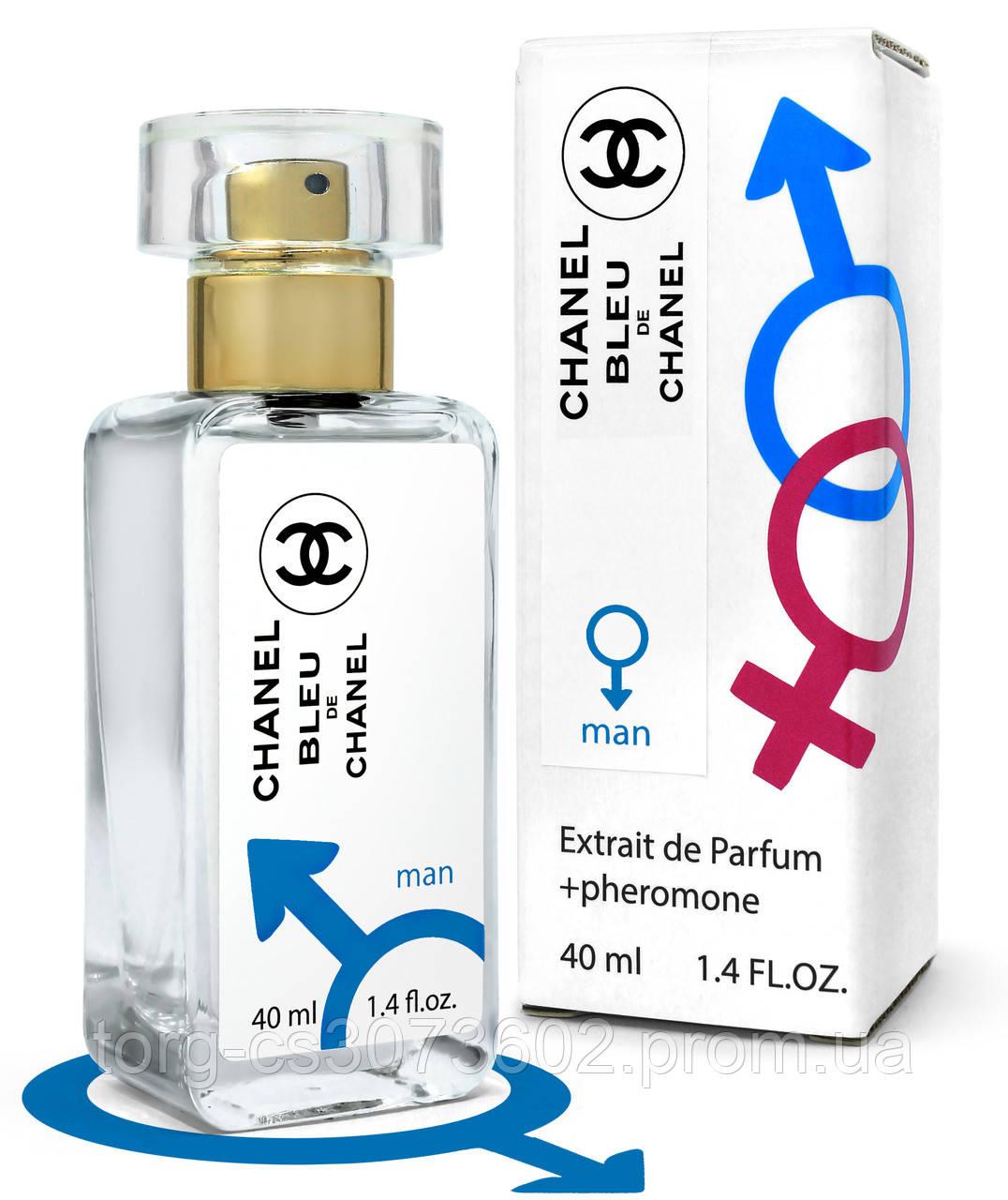 Тестер Pheromone мужской Chanel Bleu de Chanel, 40 мл.