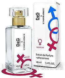 Тестер Pheromone жіночий Dolce&Gabbana 3 L ' imperatrice, 40 мл
