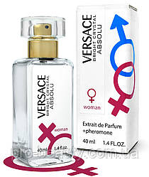 Тестер Pheromone жіночий Versace Bright Crystal Absolu, 40 мл