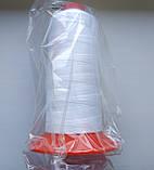 Amann Serafil №60. колір 2000 ( БІЛИЙ ). 5000 м, фото 3