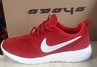 Кроссовки Nike Rush Run замш ,найк раш ран