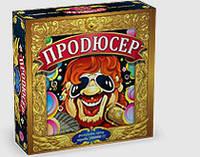 Детская настольная игра Продюсер 4820059911166