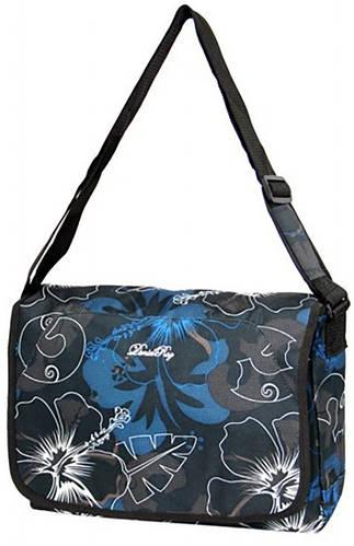 Практичная молодежная сумка Daniel Ray полиэстер 43,559710 голубая