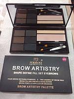 Malva ― Набор для коррекции бровей Brow Artistry Palette M-478 №03