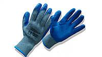 Перчатки трикотажные с латексным покрытием  «Пена»