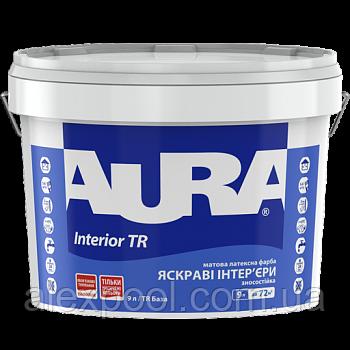 Aura Interior TR 2.25 л - Матова акрилова фарба . База TR, Прозора під тонування