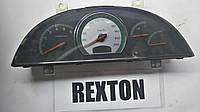 Панель приборов Rexton II