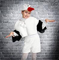 Дитячий маскарадний костюм Лелеки 30-32р