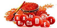 Натуральна Червона Ікра, корисна для організму, серця, мозку та імунної системи