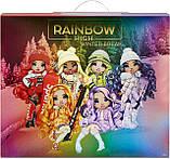 Кукла Rainbow High Руби Андерсон Зима Рейнбоу Хай Winter Break Ruby Anderson 574286, фото 6